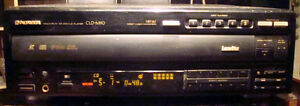 Pioneer CLD M90 Laser disc player 5 Disc Changer