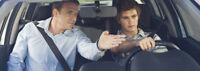 Driving Instructor in the Mississauga Area