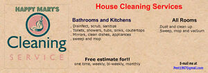 Happy Mary's Cleaning Service Kawartha Lakes Peterborough Area image 1