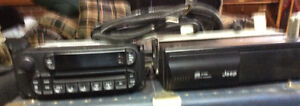 Radio + lecteur 10 CD Chrysler-Jeep