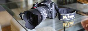 Nikon SLR D80 Camera