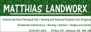 St. Thomas Commercial Snow Plowing and Salting quote London Ontario image 3