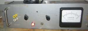 Vintage Sound Distortion Meter Made For Philco Canada
