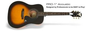 Epiphone Pro-1 Acoustic/Electric Guitar