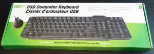 New USB Keyboard no box