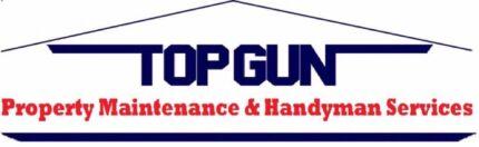 Top Gun Handyman and property maintenance