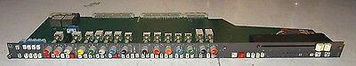 Calrec C C2 Series Mixer Pq3811 Sound Mixer Stereo Input With Lars Lundahl