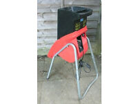 AlKo New Tec German made 1300 watt Electric Garden Shredder
