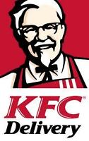 KFC Now Hiring deliver drivers