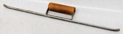Vintage Goldblatt 14 Inch Half Round Sled Runner Jointer Masonry Tool Nosnew