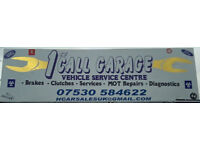 1ST CALL GARAGE BARNSLEY TYRES BRAKES CLUTCHES EXHAUST DIAGNOSTICS RECOVERY 07530584622 07507602504