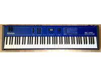Oberheim MC 1000 88 note full sized master keyboard / midi controller