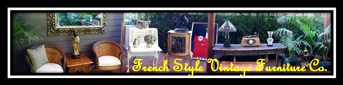 French Style Vintage Furniture Co