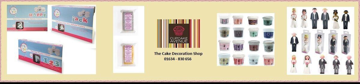 The Cake Decoration Shop