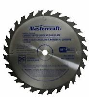 "Two 10"" table/mitre saw blades, NEW"