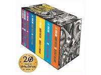 Special edition Harry Potter Book set