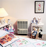 Propane Direct-Vent Wall Heaters - No Power Required!