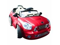 price drop NEW!! Childrens ride on car - Less than half price! Seriously cheap!