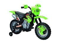 ride on electric motobike