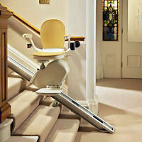 BROCKVILLE STAIRLIFTS    CALL 613-889-4141  NEW AND USED LIFTS