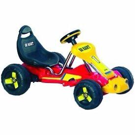 12V Ride-On Go Kart