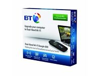 BT Duel band wi-fi dongal 600