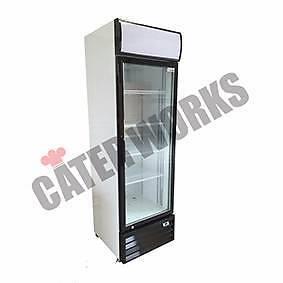 Commercial glass door chillers gumtree australia free local 380l commercial upright display fridge fandeluxe Images