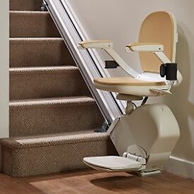ACORN STAIRLIFT. USED ONLY A FEW TIMES, COST NEW £2800