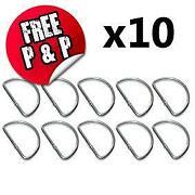 D Rings 40mm