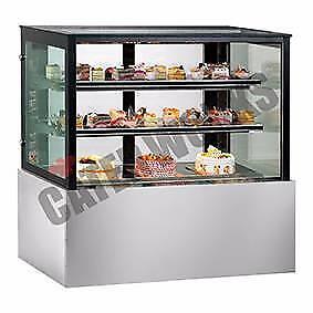 900mm Heated Square Food Display - RRP$3,939.00 Spring Sale