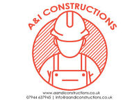 A&I Constructions - Full Home Renovations/Refurbishments - Beat Any Written Quote Guaranteed