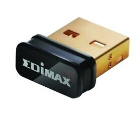 WIFI DONGLE Edimax Wireless N150 Nano USB Adapter - NEW BOXED*******