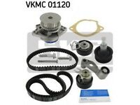SEAT LEON,TOLEDO, VW GOLF,BORA,LUPO 1.4 16V SKF TIMING BELT KIT WITH WATER PUMP RRP £256