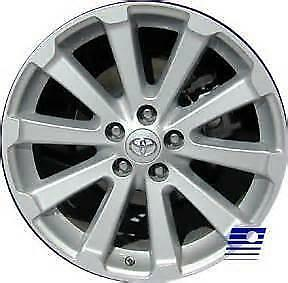 "19"" OEM TOYOTA VENZA WINTER PACKAGE WITH TPMS & TOYOS"