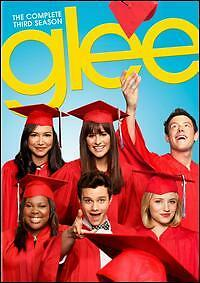GLEE Complete Third Season Series 3 *New & Sealed* Lea Michele & Cory Monteith