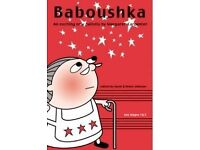 AS NEW Baboushka Music Book and CD