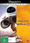 Wall E DVD