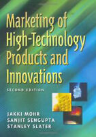 Marketing of hight-technology products and innovation - 2nd ed.