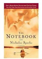 The Notebook Paperback - Nicholas Sparks -- only $5!!!