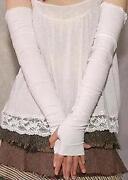 Long Sleeve Fingerless Gloves