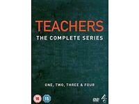 Teachers the complete series boxset