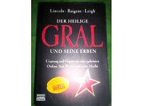 Der heilige Gral und seine Erben - Thriller Kr. München - Garching b München Vorschau