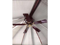 FANTASIA Conservatory Ceiling Fan - Only £20!