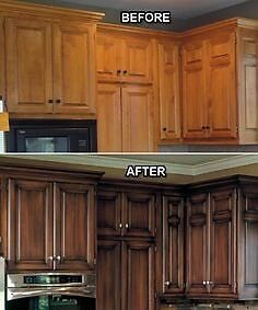 Refinishing  Kitchen Cabinets Like a Pro ... St. John's Newfoundland image 1