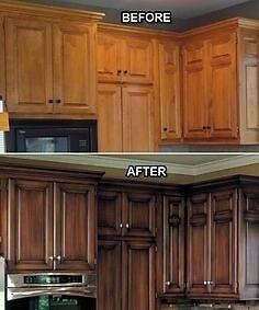 Mega ,Cabinets,Furniture,Refinishing St. John's Newfoundland image 1