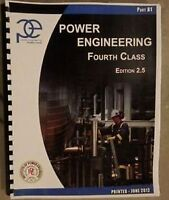 PDF version Panglobal 4th class power engineering textbooks