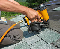 Experienced Roofer/Shingler for repairs/replacements