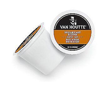 VAN HOUTTE Breakfast Blend Coffee Light Roast 96 k cups