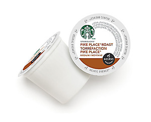 Starbucks Pike Place K-Cups, 96 K-Cups