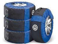 Alloy wheel storage bags genuine VW part